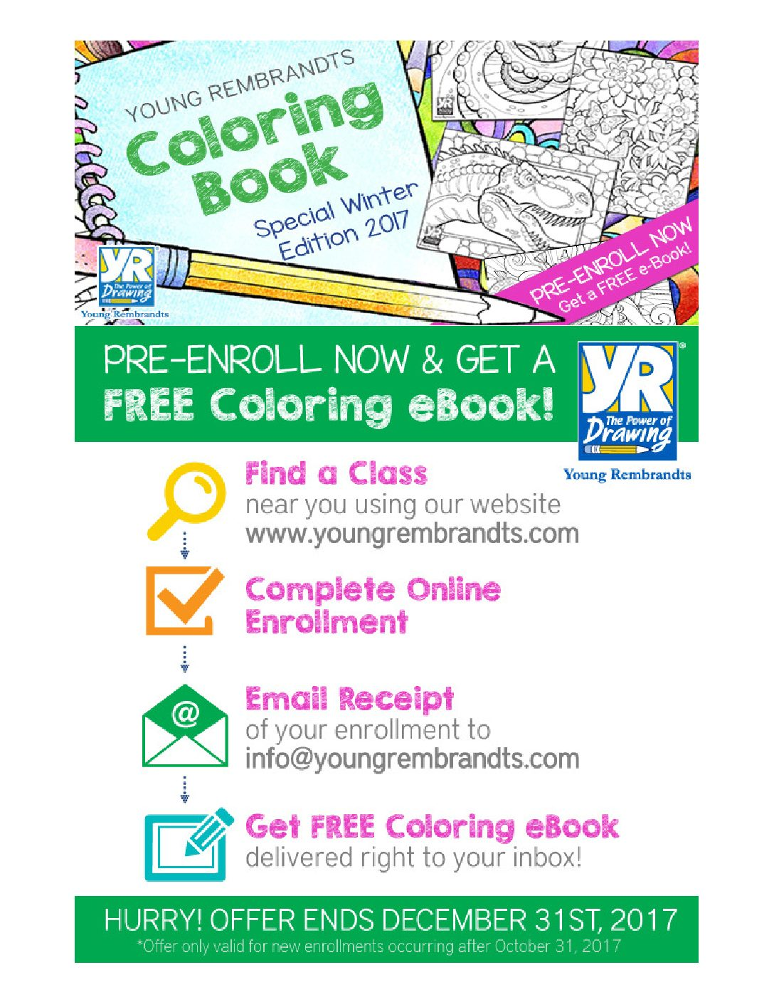 Stunning Coloring Contest Flyer Photos - Coloring 2018 ...